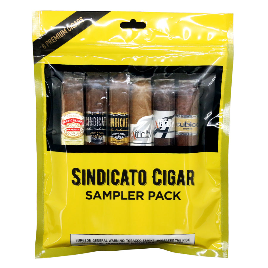 Sindicato Cigar Sampler Pack