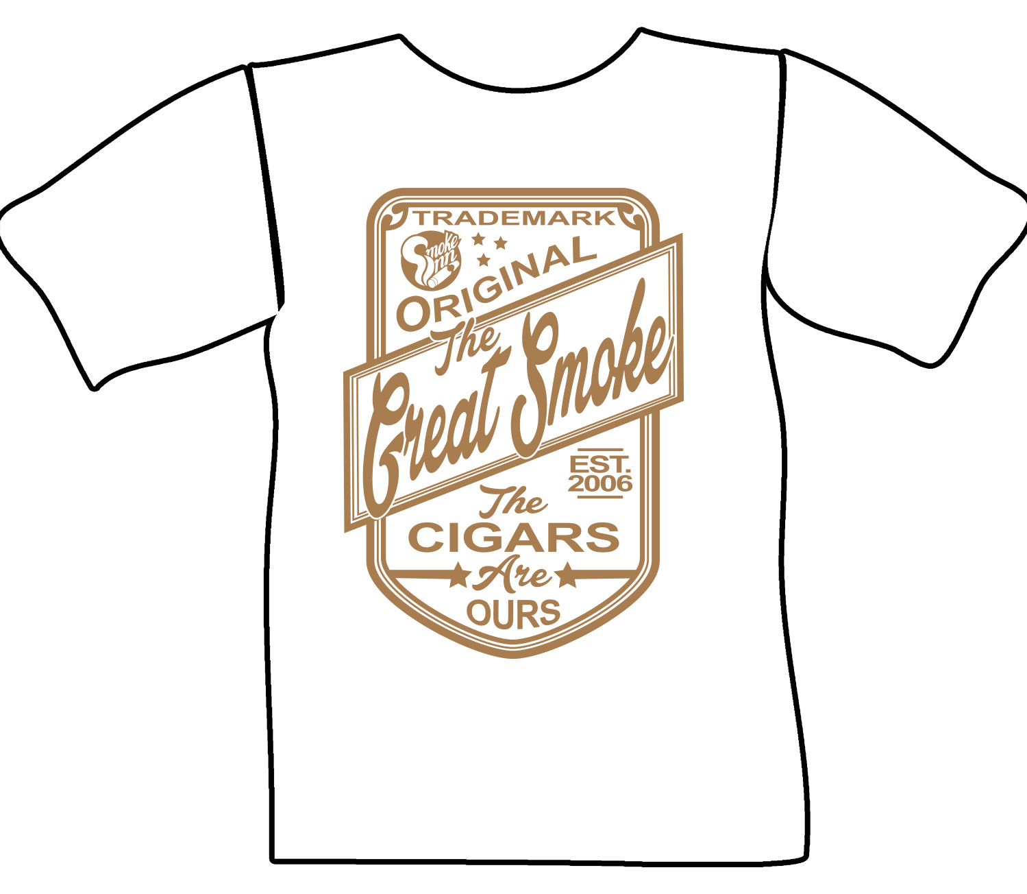 The Cigars Are Ours T-Shirt