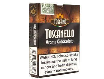 Toscanello Cioccolato Cigarillos - 1 Pack of 5