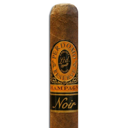 Perdomo Reserve Champagne Noir Torpedo - 5 Pack