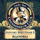 January 2021 Cigar #2 - Aganorsa
