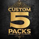 Custom 5 Pack