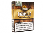 Toscanello Vaniglia Cigarillos - 10 Packs of 5 SALE