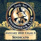 January 2021 Cigar #3 - Sindicato
