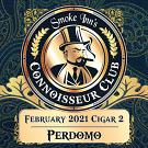 February 2021 Cigar #2 - Perdomo