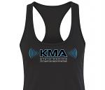 Womens KMA Talk Radio Tank Top