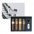 Nub Cigar Variety Sampler with Cutter