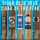Cigar Dojo 2019 Top 5 Cigars of the Year Sampler