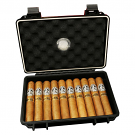 Gurkha Travel Humidor WITH 10 Pack of Gurkha Real Robusto