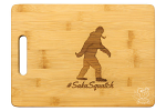Sakasquatch Cutting Board