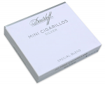 Davidoff Silver Cigarillos - 5 Tins of 20