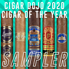 Cigar Dojo 2020 Top Cigars of the Year Sampler