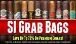 60ct Cigar Grab Bag with TGS Commemorative Bag