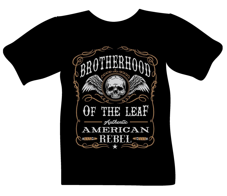Cigar Brotherhood T-Shirt