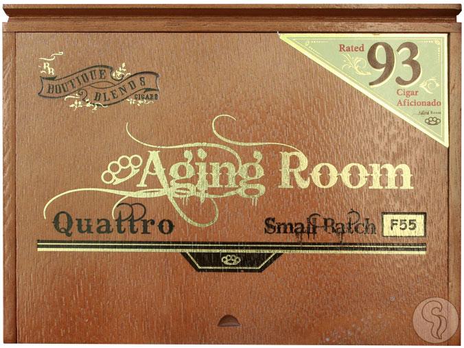 Aging Room Quattro F55 cigars