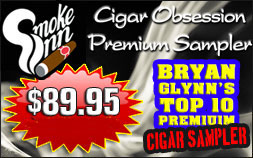 Cigar Obsession Premium Sampler
