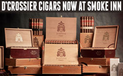 D'Crossier Cigars