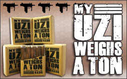 My Uzi Weighs a Ton