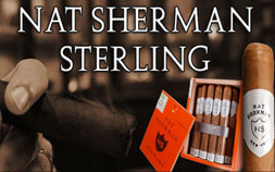 Nat Sherman Sterling