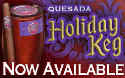 Quesada Holiday Keg