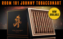Room 101 Johnny Tobacconaut