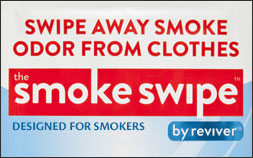 Reviver Smoke Swipes